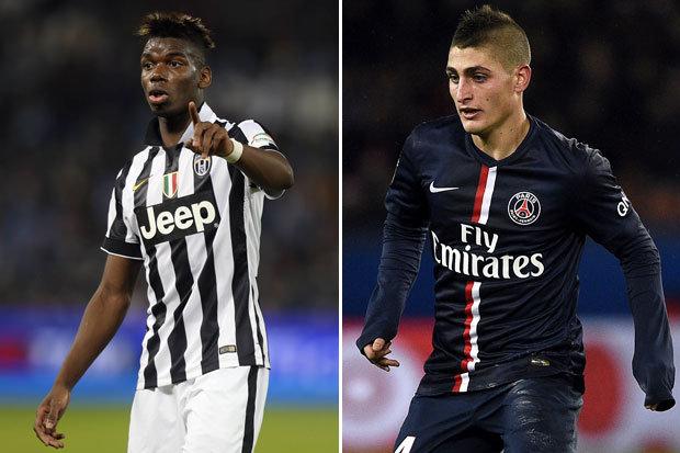 فيراتي: لا يوجد لاعب يستحق 100 مليون يورو