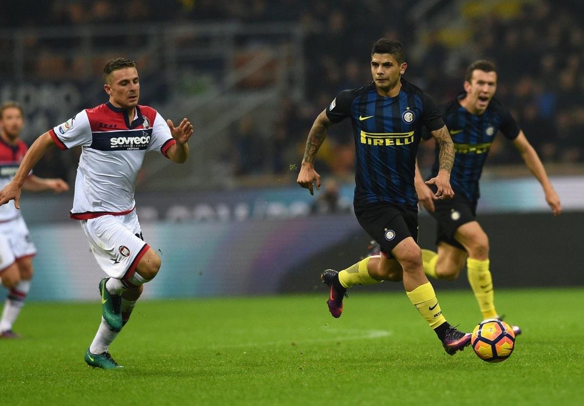 بالفيديو: إنتر ميلان يحقق فوزاً متأخراً على كروتوني في الدوري الإيطالي