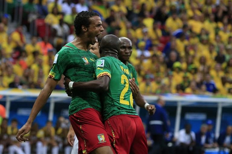 بالفيديو: الكاميرون تتعادل مع زامبيا في تصفيات المونديال