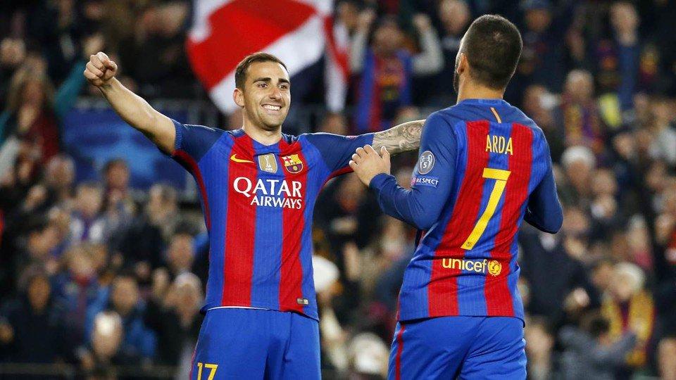 بالفيديو: برشلونة يسحق إيركوليس في كأس الملك