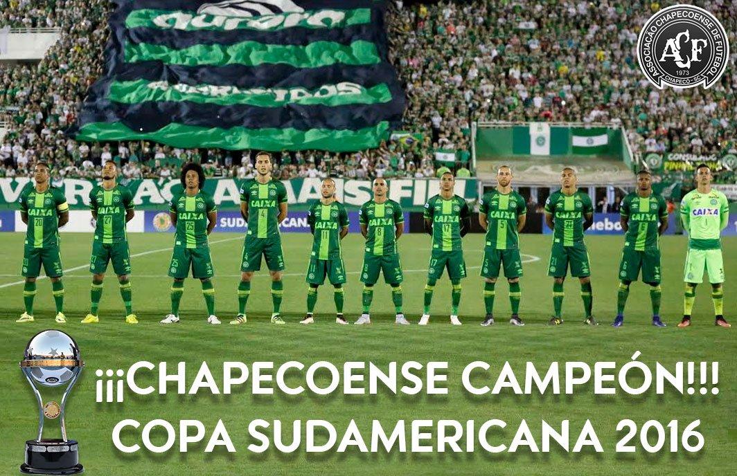 """رسمياً … منح """"شابيكوينسي"""" كأس أمريكا الجنوبية تكريما لضحاياه"""