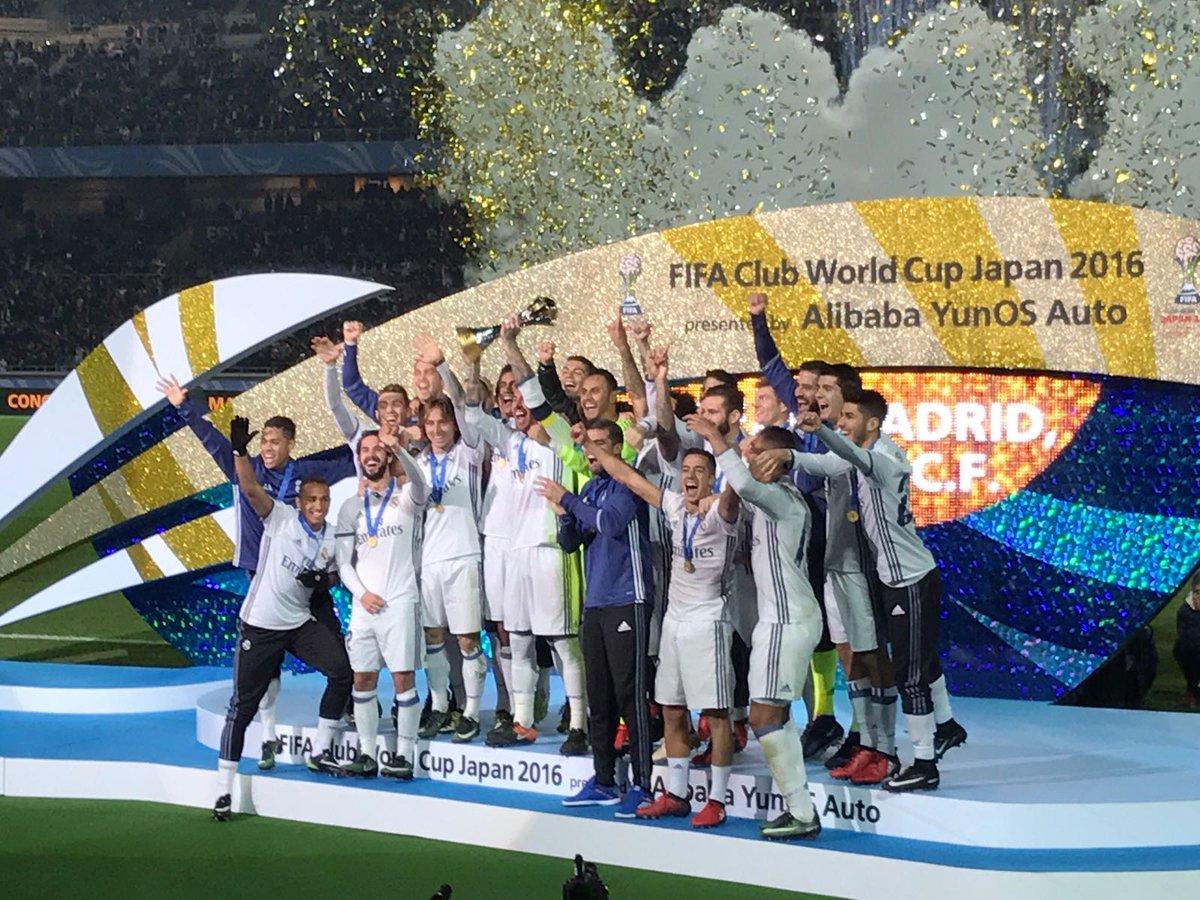 بالفيديو: ريال مدريد بطلاً لكأس العالم للأندية