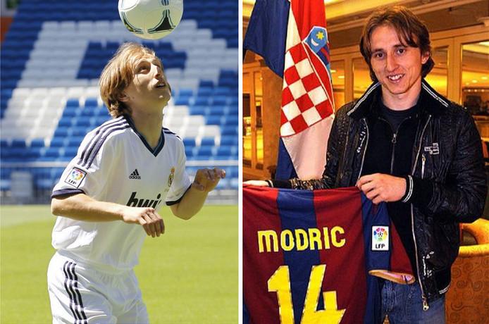 مفاجأة … برشلونة يضع عينه على لوكا مودريتش