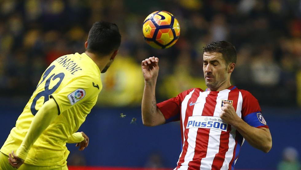 بالفيديو: فياريال يسحق أتلتيكو مدريد بثلاثية نظيفة