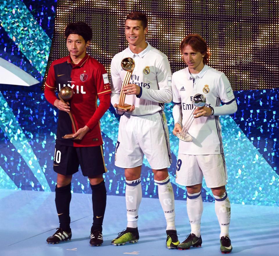 رسمياً … جوائز كأس العالم للأندية