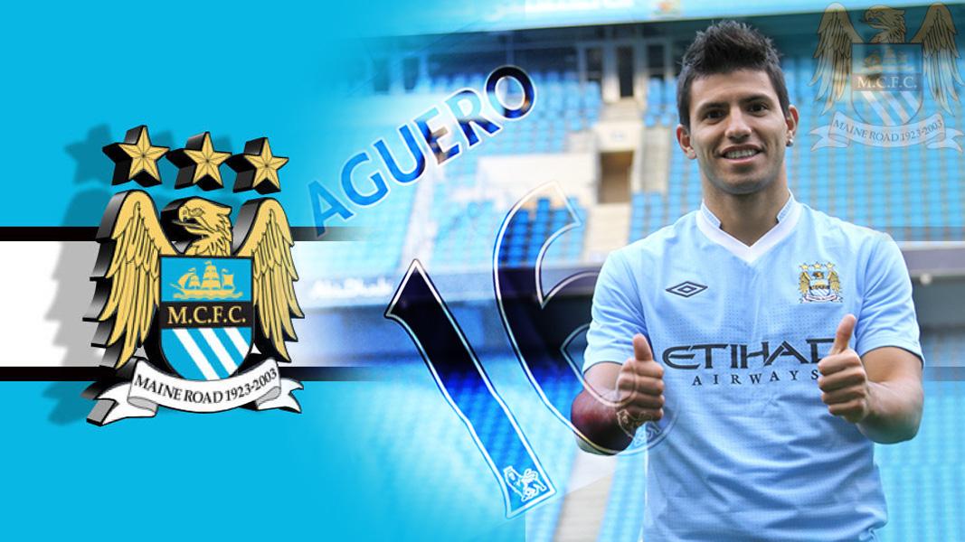 رسمياً … إيقاف سيرجيو أغويرو أربع مباريات في الدوري الأنجليزي