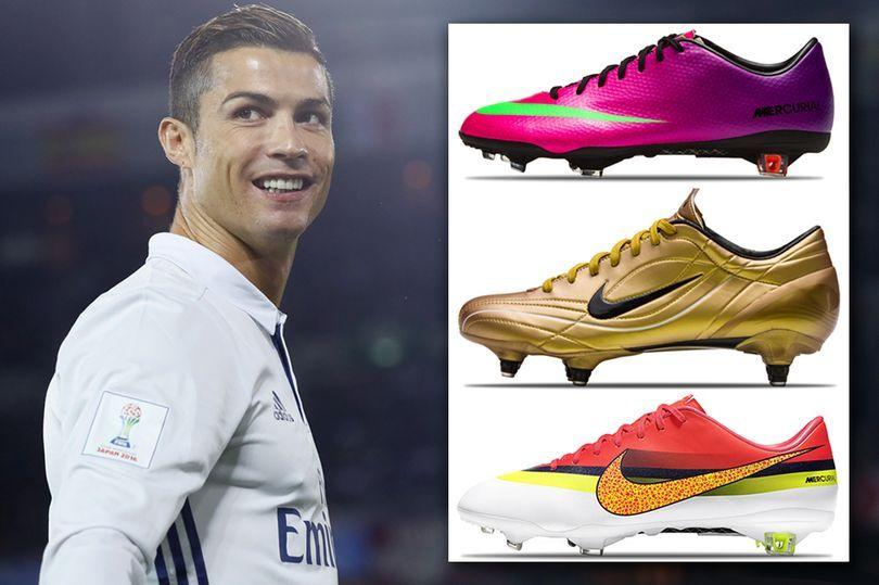 لماذا يرفض كريستيانو رونالدو ارتداء أحذية كرة قدم سوداء ؟