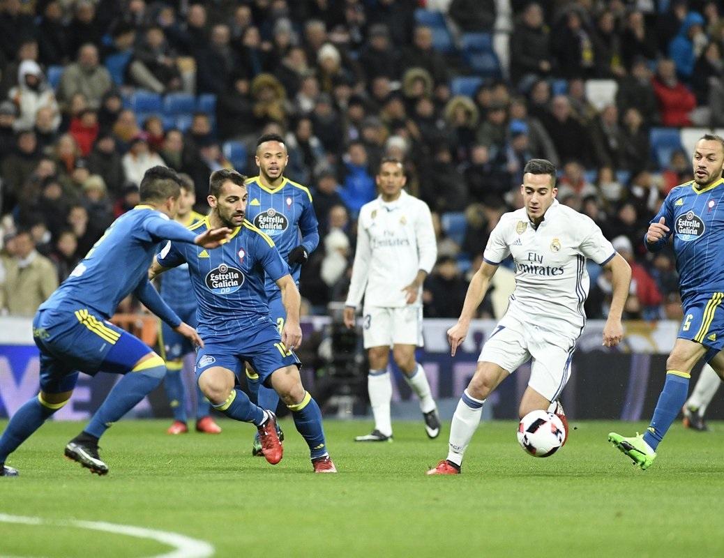 بالفيديو: ريال مدريد يسقط أمام سيلتا فيغو في كأس الملك