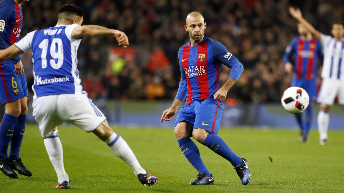بالفيديو: برشلونة يتخطي ريال سوسييداد ويصعد لنصف نهائي الكأس