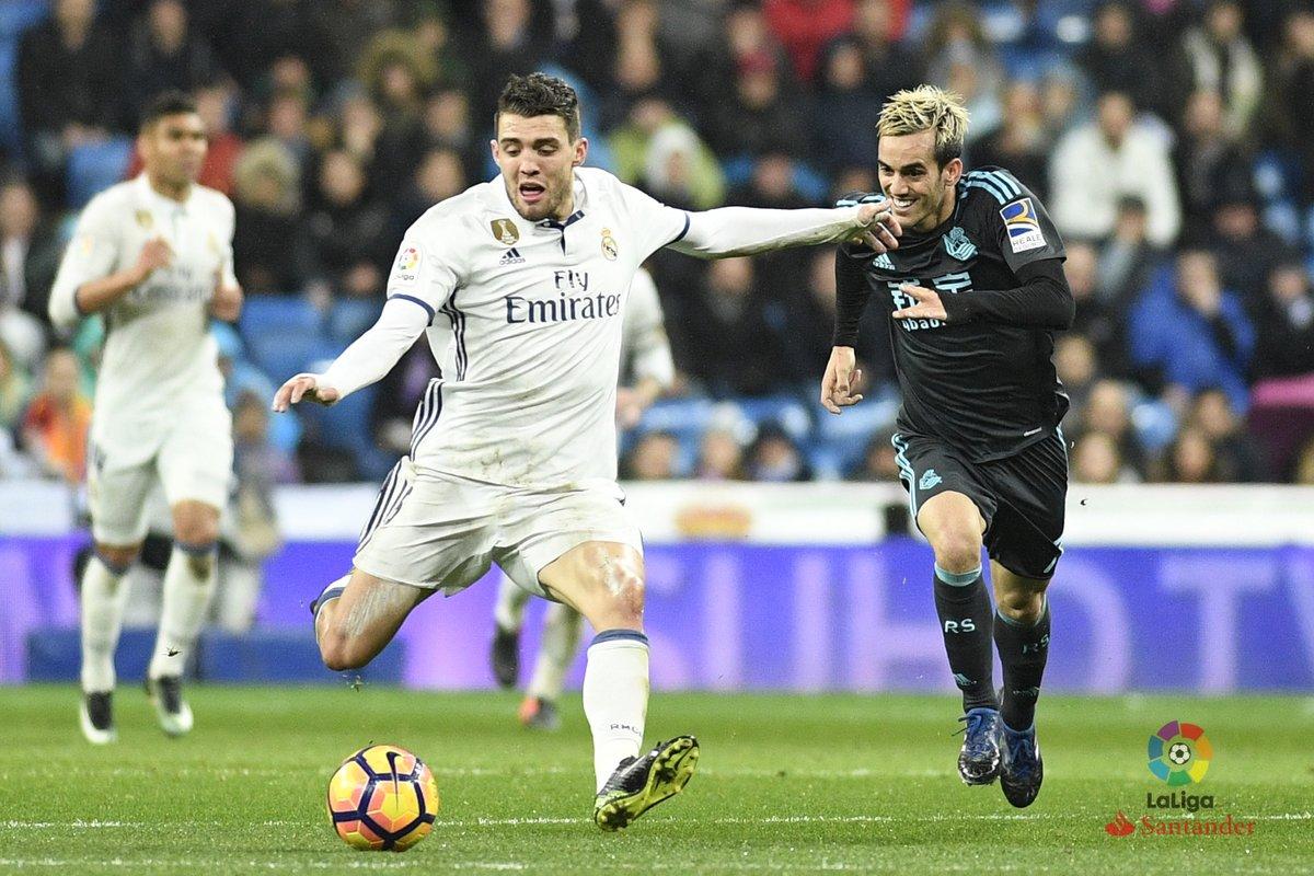 بالفيديو: ريال مدريد يهزم سوسيداد بثنائية وينفرد بصدارة الدوري الإسباني