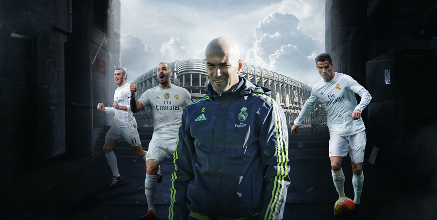 الكشف عن الشروط التي وضعها زيدان للعودة الى ريال مدريد