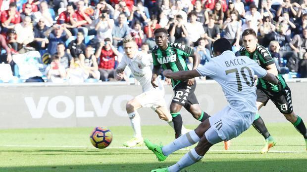 بالفيديو: ميلان يحقق فوزاً صعباً على ساسولو