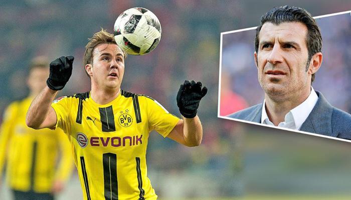 لويس فيغو يختار أفضل لاعب ألماني في الوقت الحالي