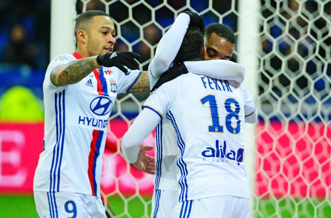 اهداف مباراة ليون وموناكو 3-2 الدروي الفرنسي