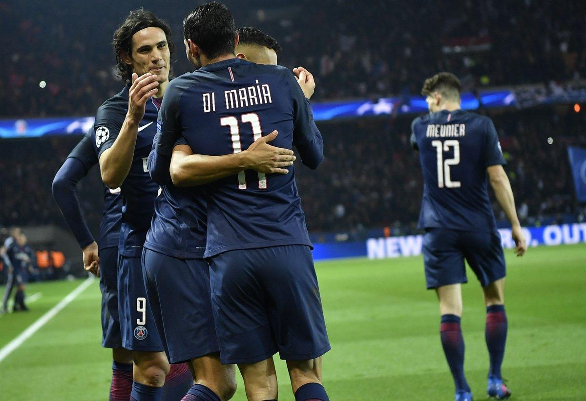 بالفيديو: باريس سان جيرمان يسحق برشلونة برباعية في دوري الأبطال