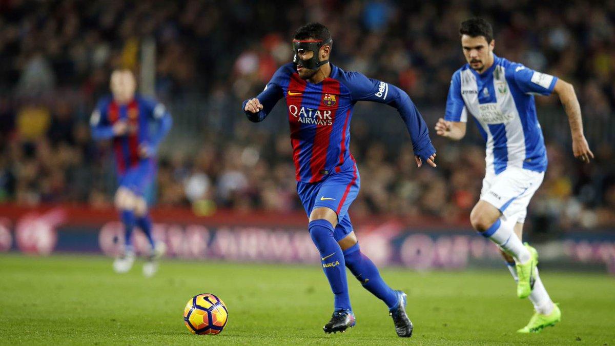 بالفيديو: برشلونة يكسر عناد ليجانيس في الدوري الإسباني