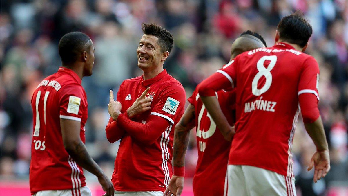 بالفيديو: بايرن ميونخ يحقق فوزاً سهلاً بثلاثية على فرانكفورت