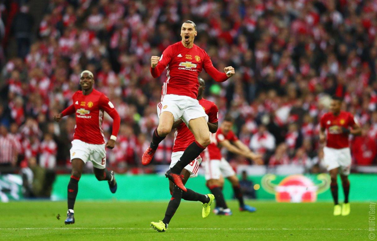 بالفيديو: مانشستر يونايتد بطلا لـ كأس الرابطة الإنجليزية على حساب ساوثهامتون