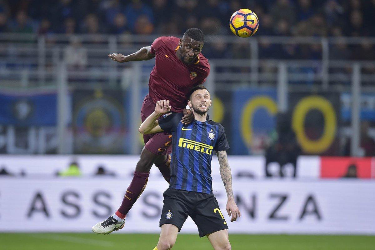 بالفيديو: روما يتمسك بوصافة الكالتشيو بفوزه على إنتر ميلان