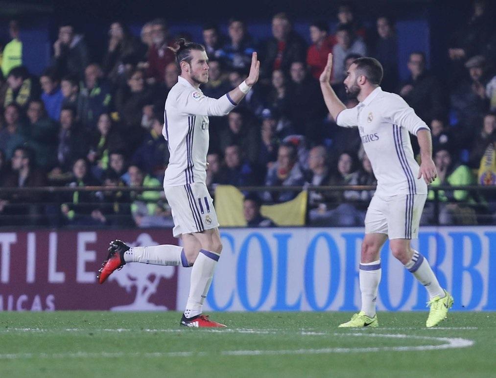 بالفيديو: ريال مدريد يقلب الطاولة على فياريال في الليغا