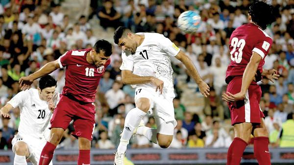 أهداف مباراة أوزباكستان و قطر 1-0 تصفيات كأس العالم 2018
