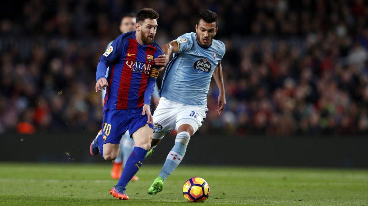 بالفيديو: برشلونة يذل سيلتا فيغو بخماسية في الدوري الإسباني