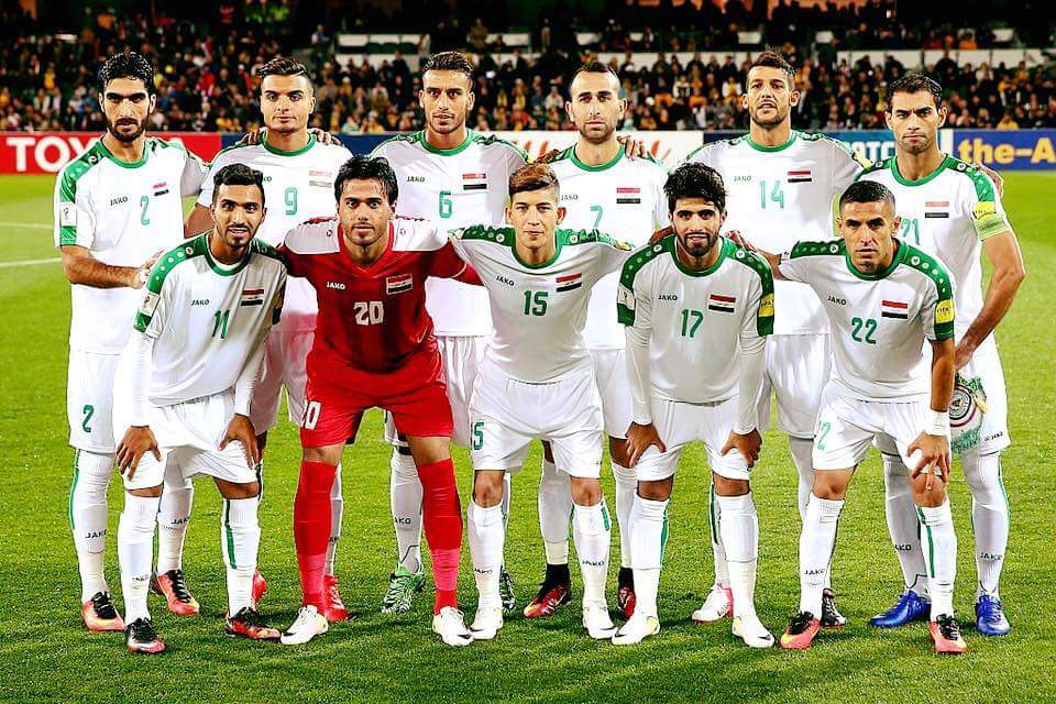 بالفيديو: العراق تخطف تعادلاً ثميناً أمام إستراليا في تصفيات كأس العالم