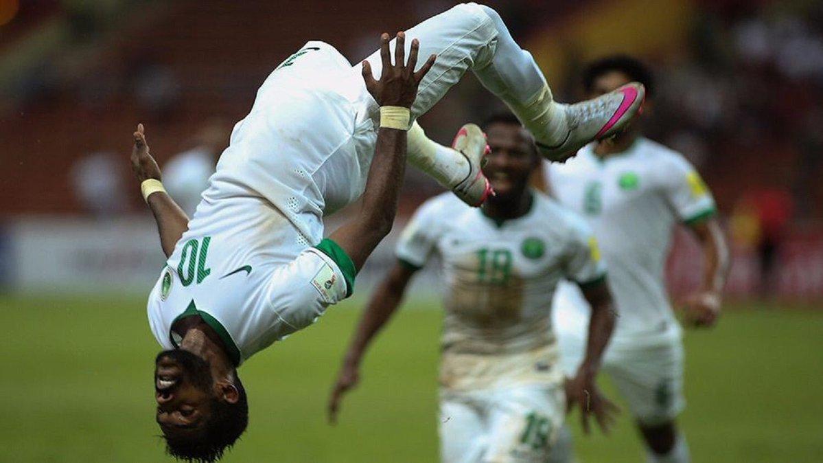 أهداف مباراة السعودية والعراق 1-0 تصفيات كأس العالم 2018