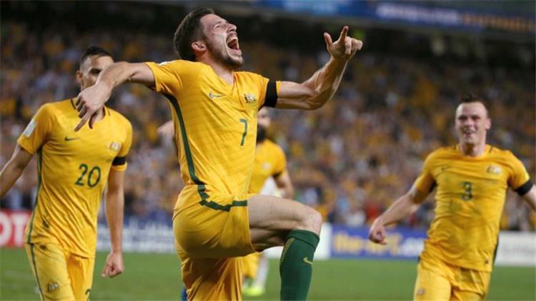 أهداف مباراة استراليا والإمارات 2-0 تصفيات كأس العالم 2018