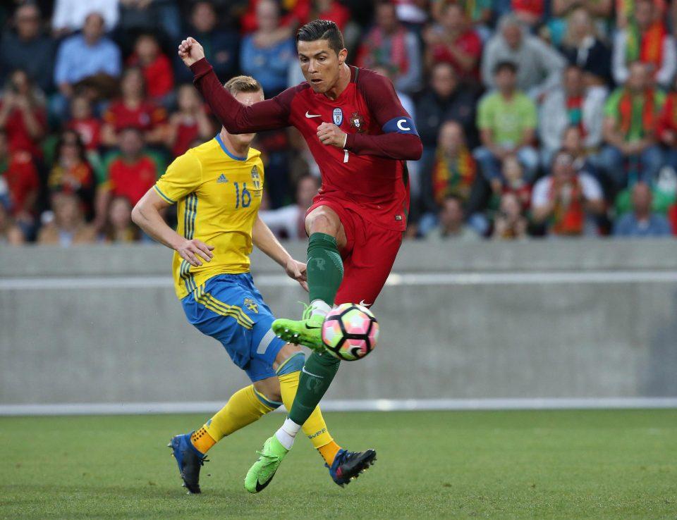 بالفيديو: البرتغال يسقط أمام السويد ودياً