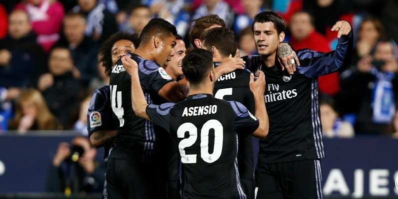 بالفيديو: ريال مدريد يهزم ليجانيس ويواصل صدارته للدوري الإسباني