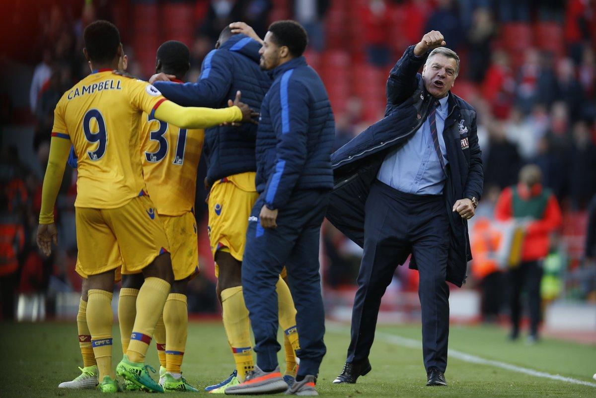 بالفيديو: كريستال بالاس يفجر المفاجأة ويهزم ليفربول في الدوري الإنجليزي