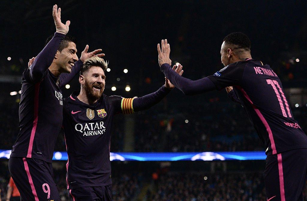 بالفيديو: برشلونة يهزم إسبانيول ويواصل مطادرته لريال مدريد
