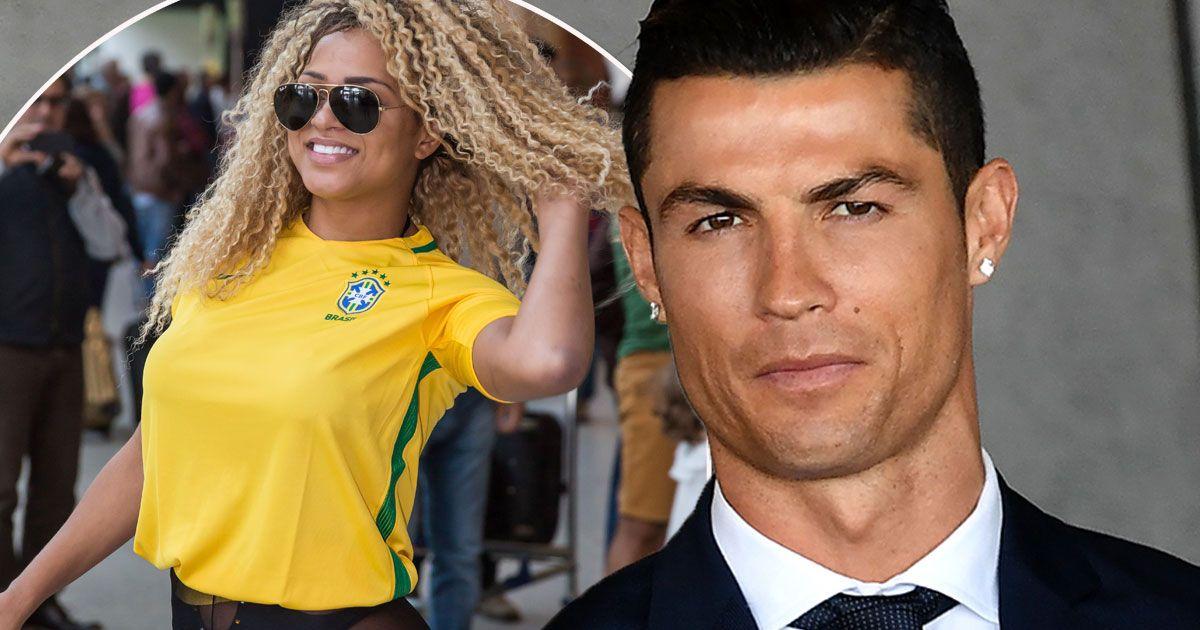صورة … رونالدو يخون صديقته الجديدة مع فتاة برازيلية