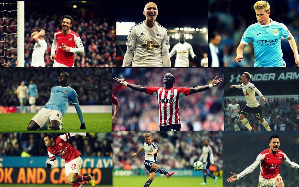 أكثر اللاعبين صناعة للاهداف في الدوري الإنجليزي