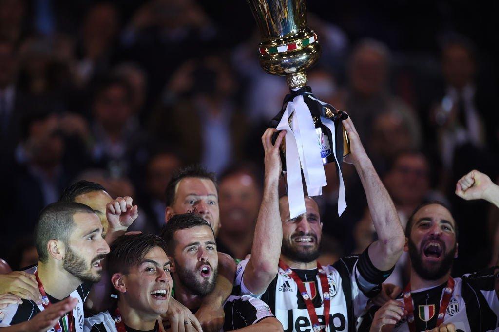 أهداف مباراة يوفنتوس ولاتسيو 2-0 نهائي كأس إيطاليا