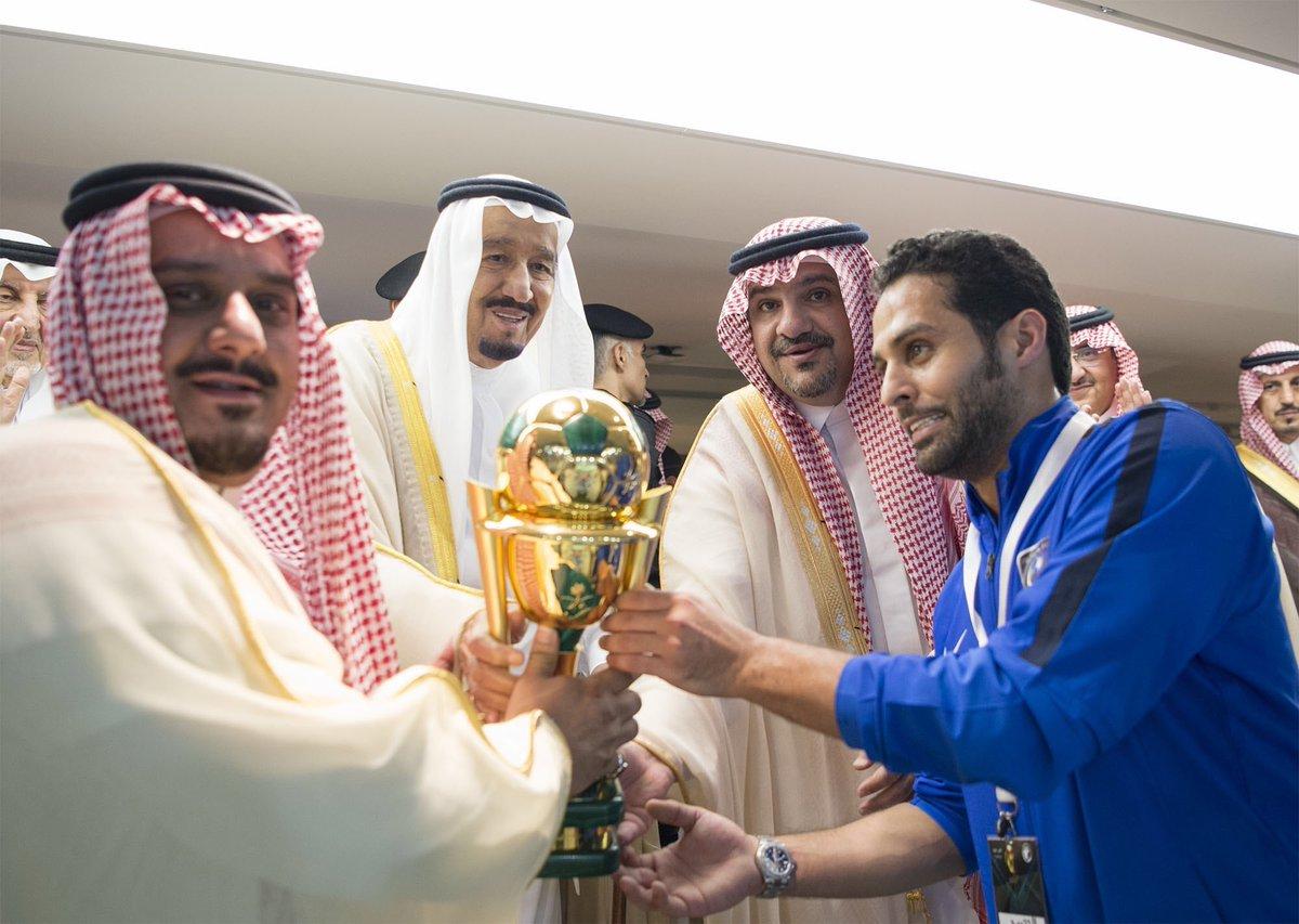 بالفيديو: الهلال بطلاً لكأس خادم الحرمين بفوزه على الأهلي