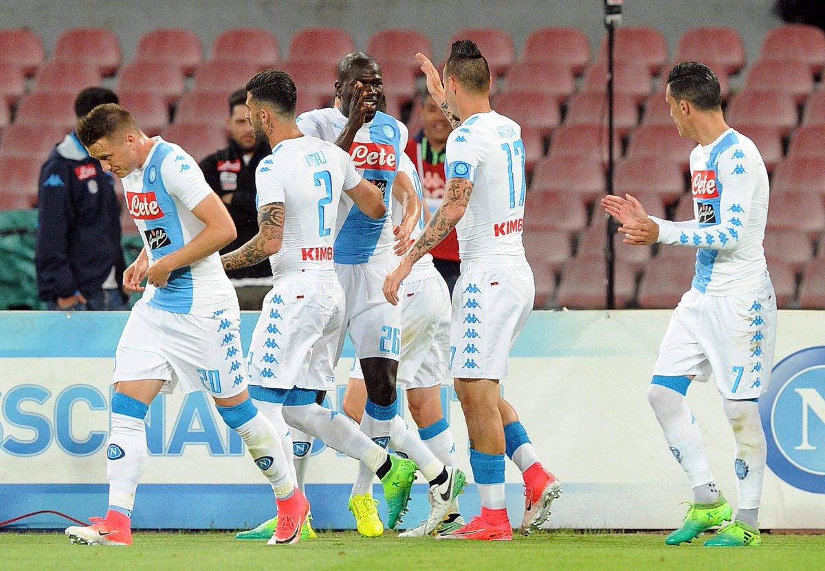 أهداف مباراة نابولي وتورينو 3-1 الدوري الإيطالي