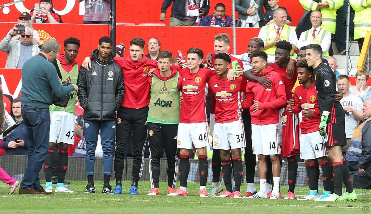 أهداف مباراة مانشستر يونايتد وكريستال بالاس 2-0 الدوري الإنجليزي