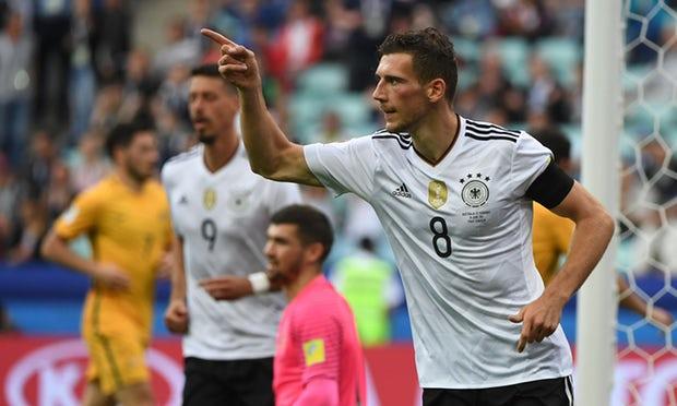 أهداف مباراة ألمانيا واستراليا 3-2 كأس القارات