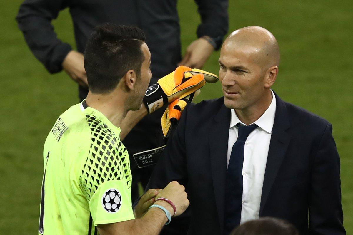 أرقام إعجازية لـ زيدان مع ريال مدريد