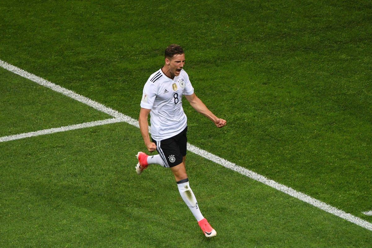 أهداف مباراة ألمانيا و المكسيك 4-1 كأس القارات