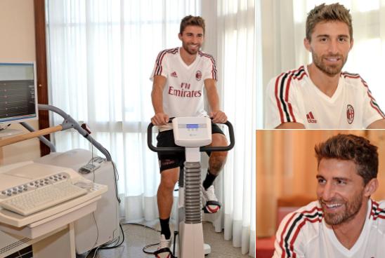 رسمياً … بوريني ينضم إلى ميلان الإيطالي