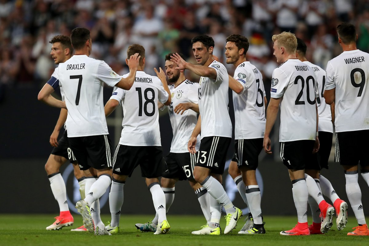 أهداف مباراة ألمانيا وسان مارينو 7-0 تصفيات كأس العالم 2018