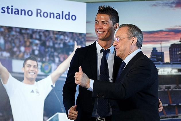 رسمياً … ريال مدريد يحدد موعد اجتماعه الحاسم مع رونالدو