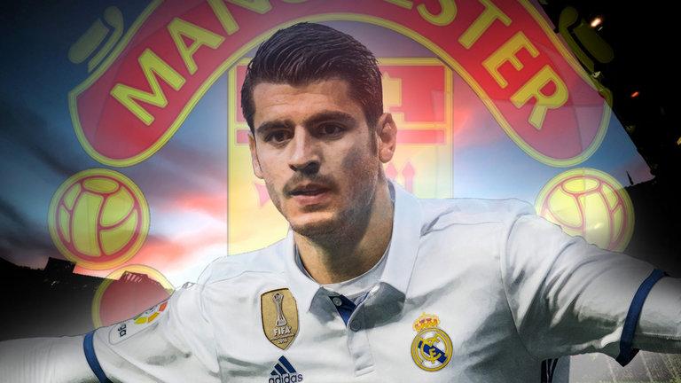 الصحف الإنجليزية: موراتا وافق على الانتقال إلى مانشستر يونايتد مقابل 73 مليون يورو