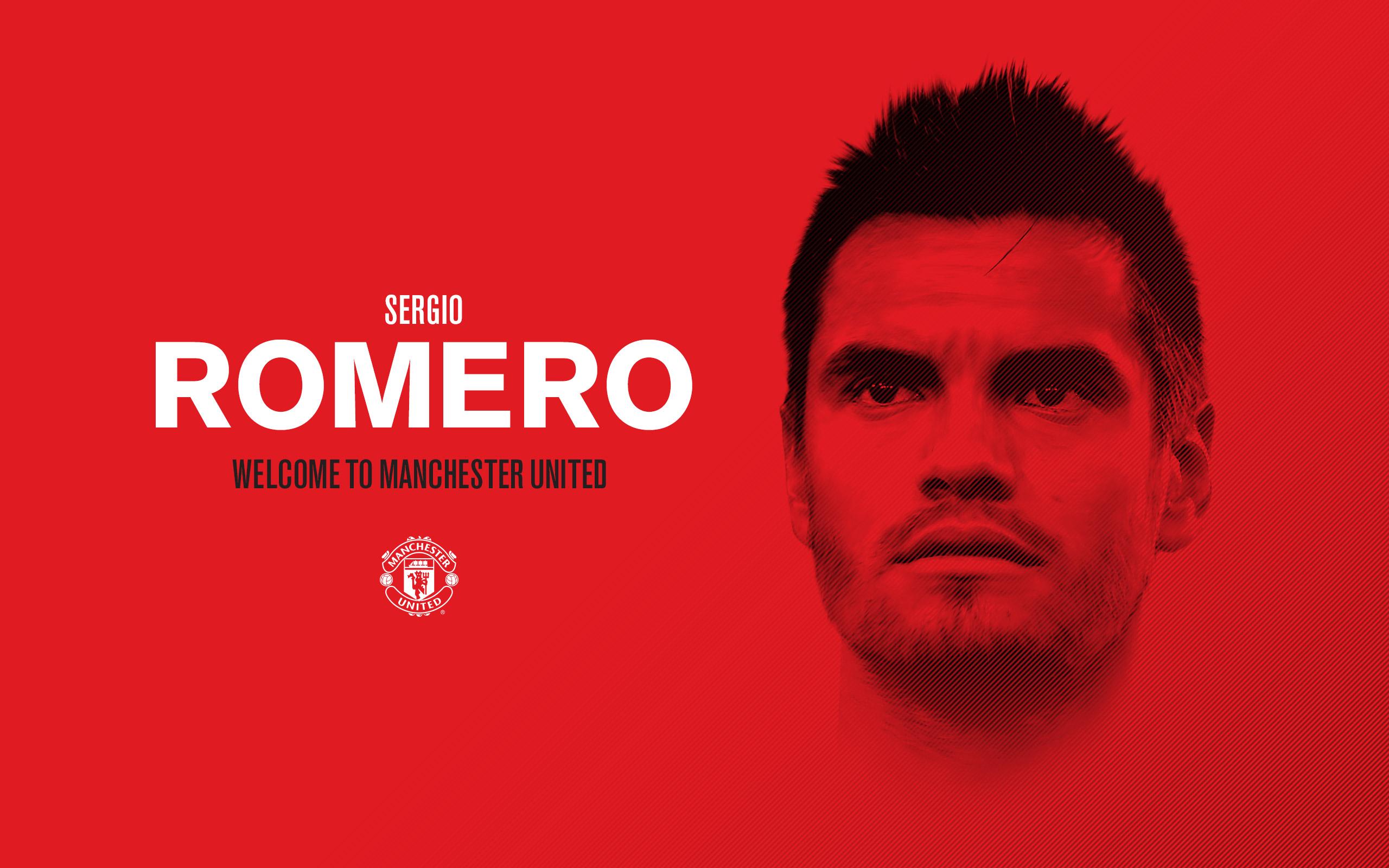 رسمياً … مانشستر يونايتد يمدد عقد حارسه روميرو حتى 2021