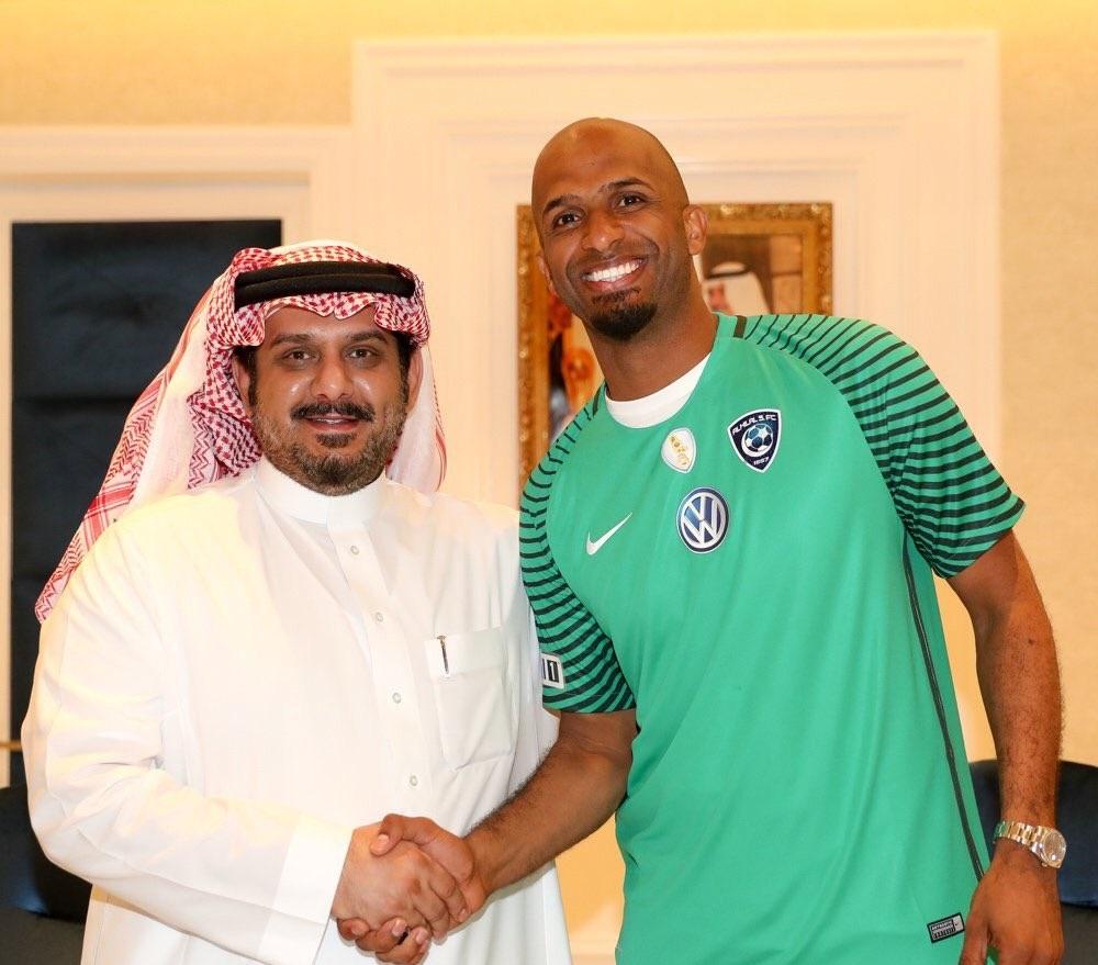 رسمياً … الهلال السعودي يضم الحارس المخضرم علي الحبسي لـ 3 مواسم