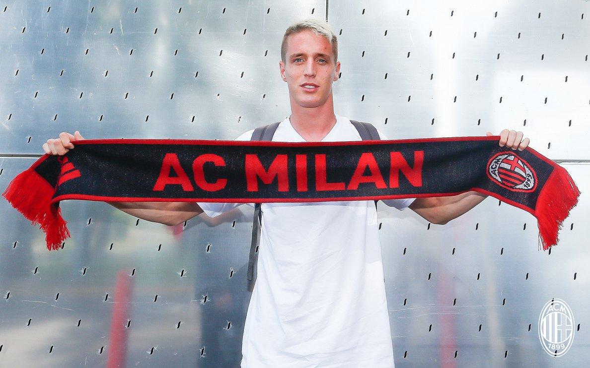 رسمياً … ميلان يضم اللاعب أندريا كونتي