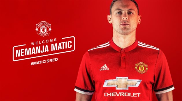 رسمياً … مانشستر يونايتد يتعاقد مع ماتيتش